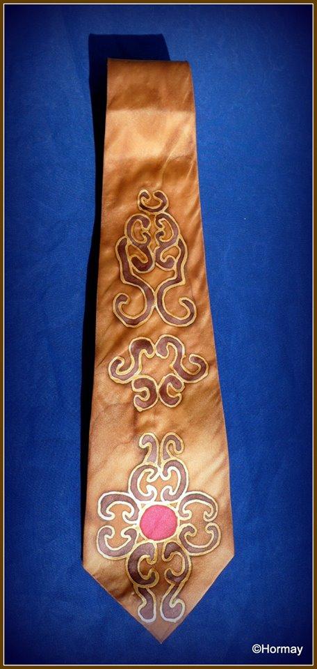 Selyem nyakkendő