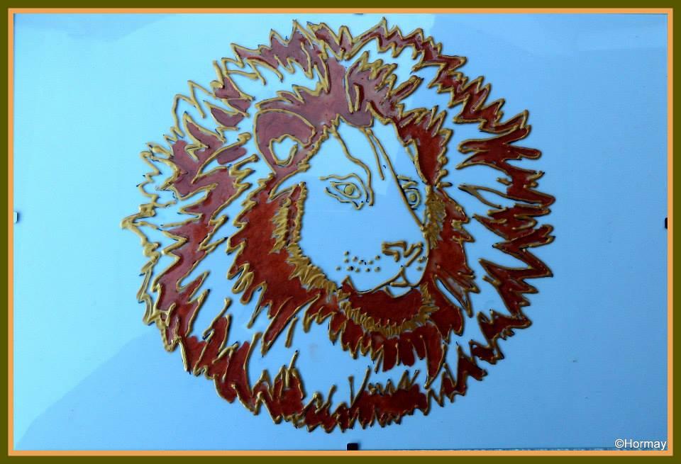 Arany oroszlán